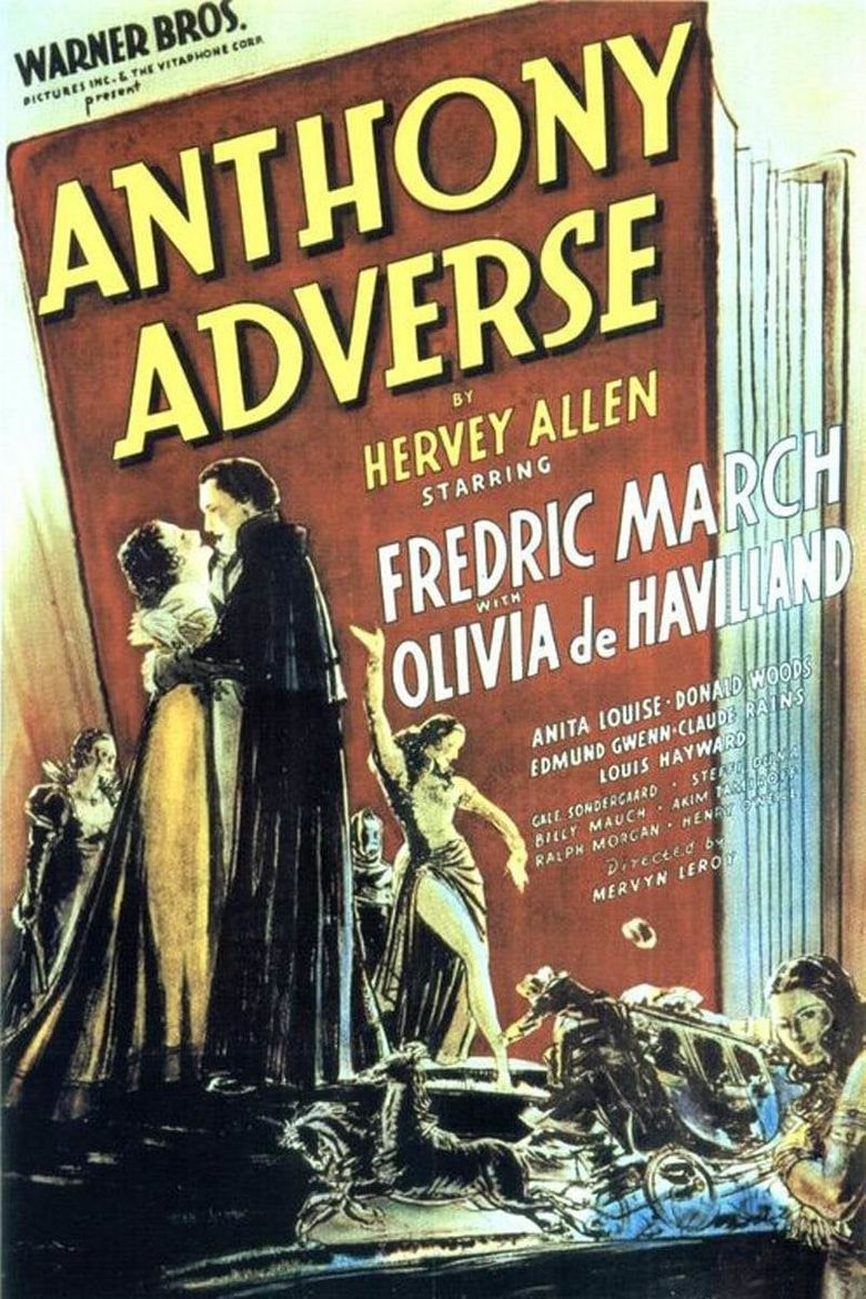 Anthony Adverse Poster