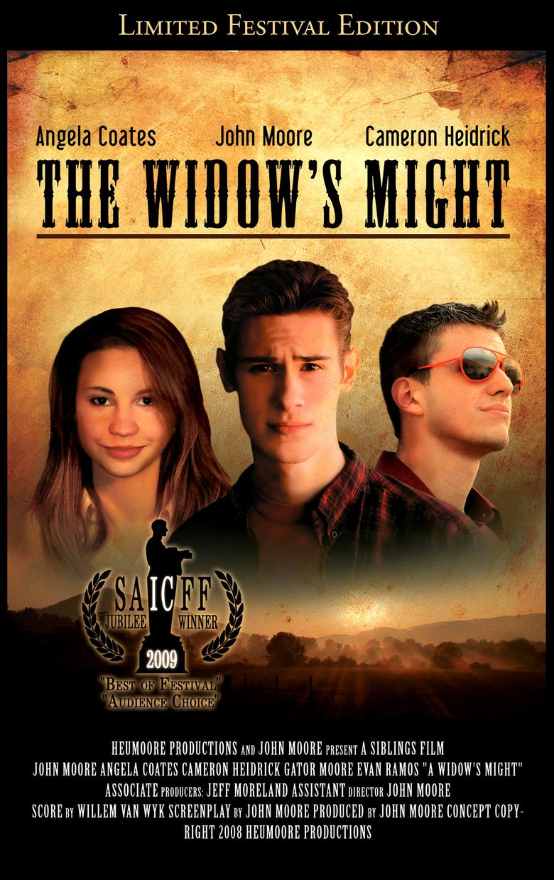 The Widow's Might Poster