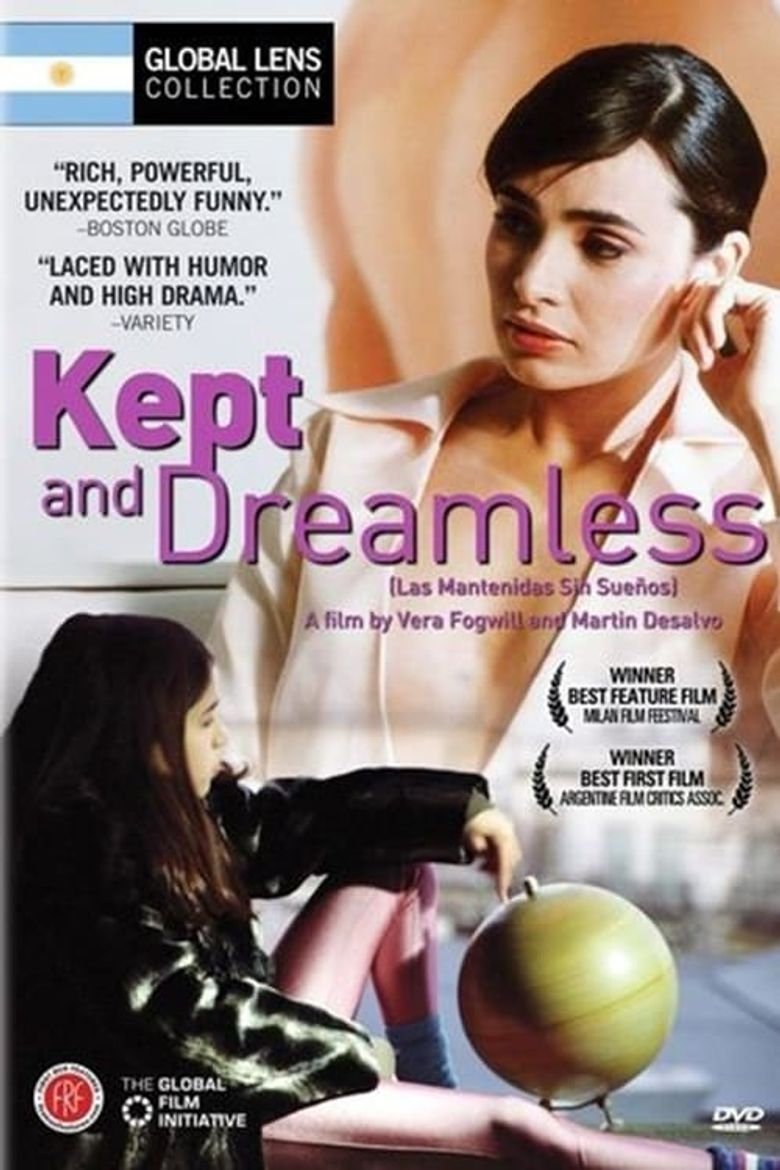 Kept and Dreamless Poster
