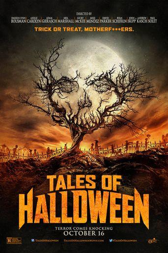 The Halloween Kid Poster