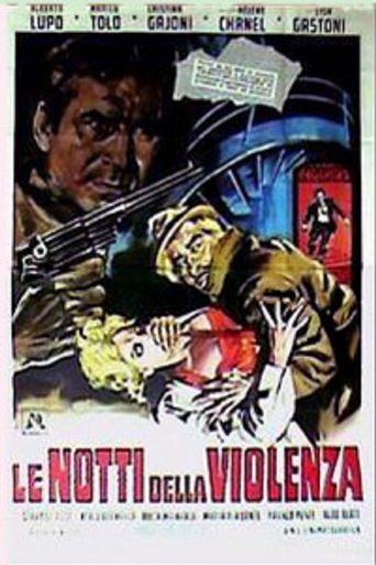 Night of Violence Poster