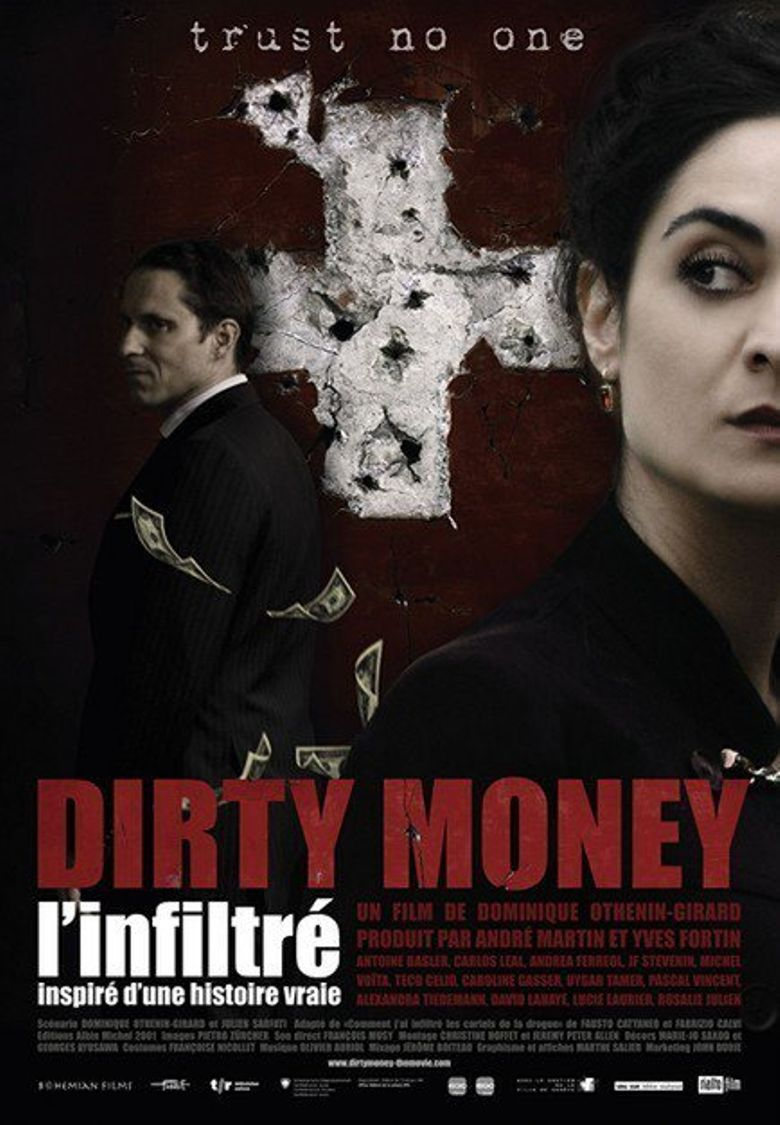 Dirty money : L'Infiltré Poster
