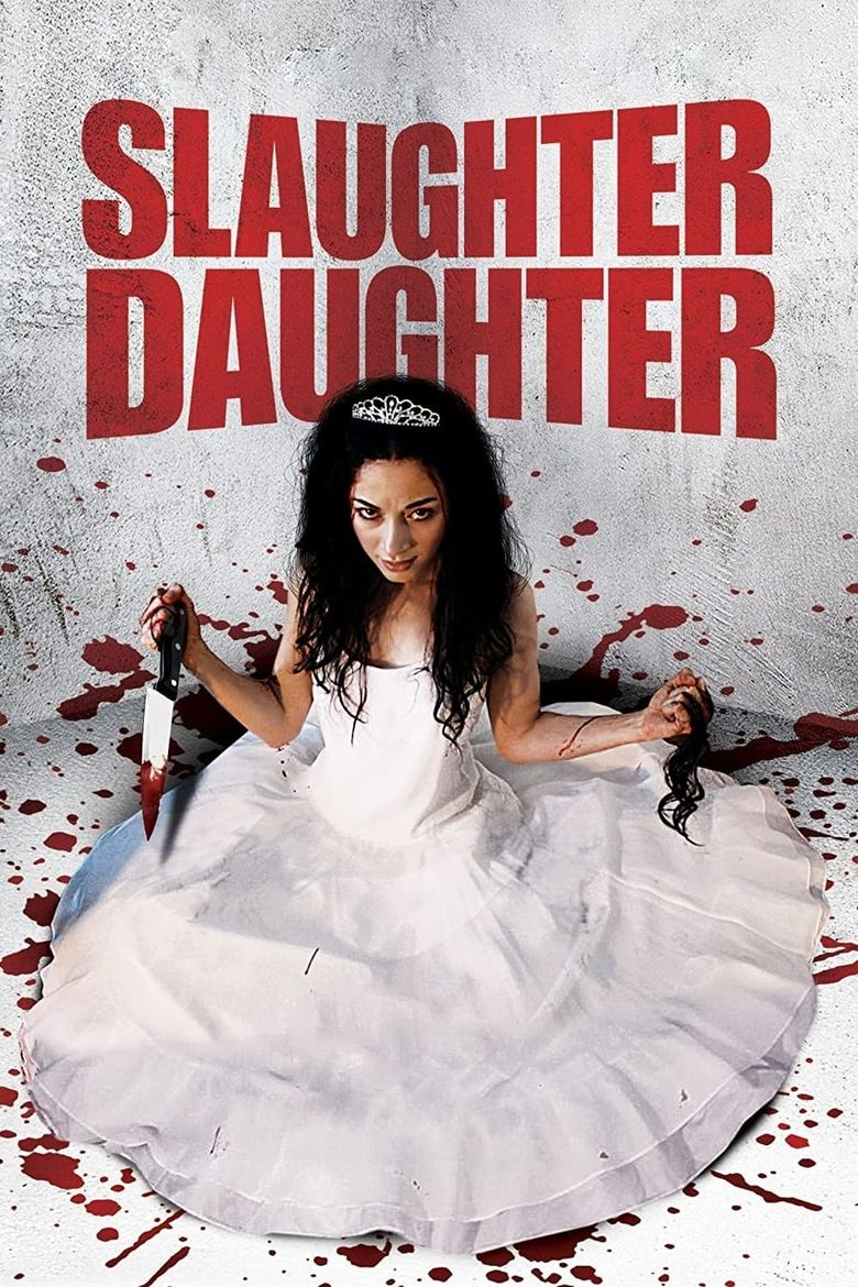 Slaughter Daughter Poster
