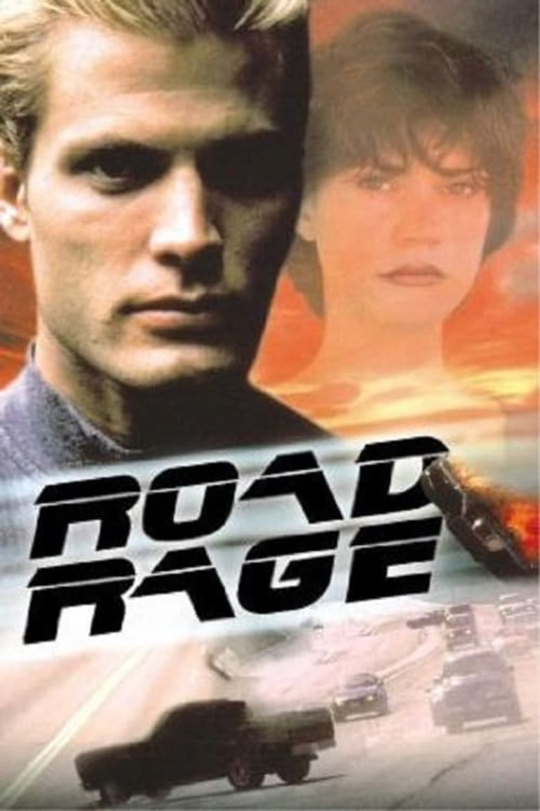 Road Rage Poster