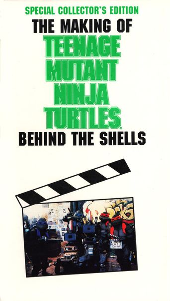 Teenage Mutant Ninja Turtles: Behind The Shells Poster