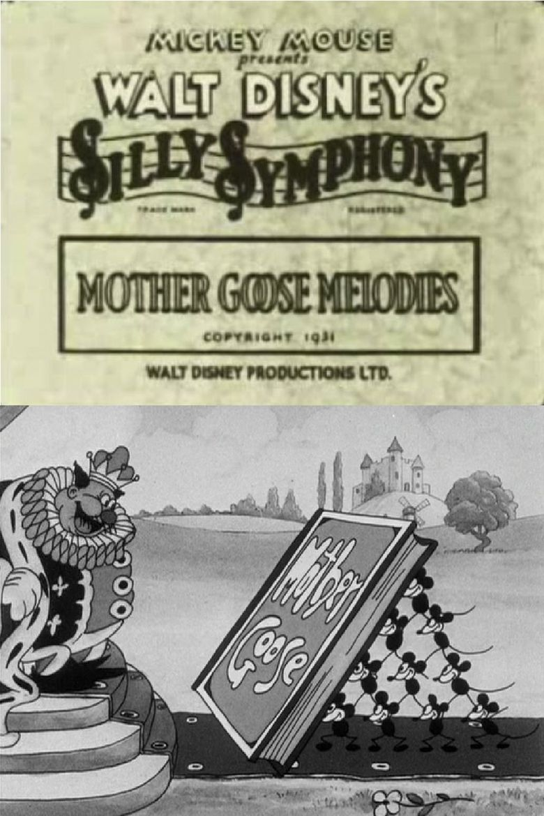 Mother Goose Melodies Poster