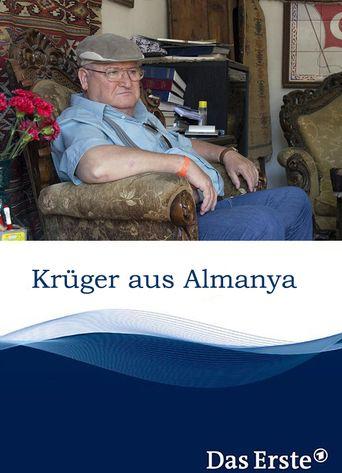 Krüger aus Almanya Poster
