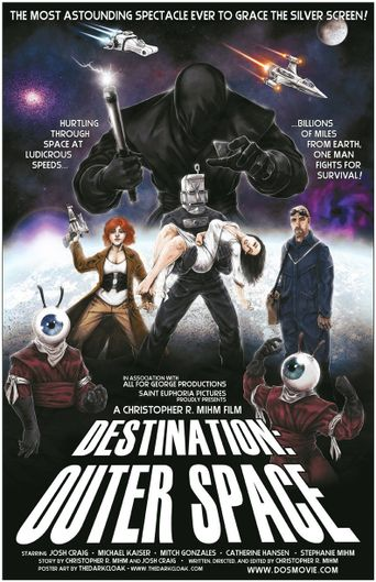 Destination: Outer Space Poster