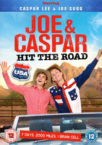 Joe & Caspar: Hit The Road USA Poster
