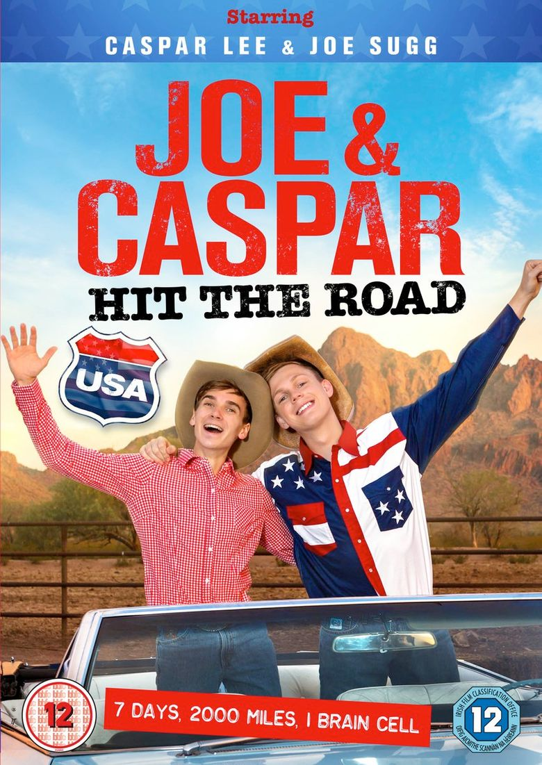 Joe & Caspar: Hit The Road USA Poster