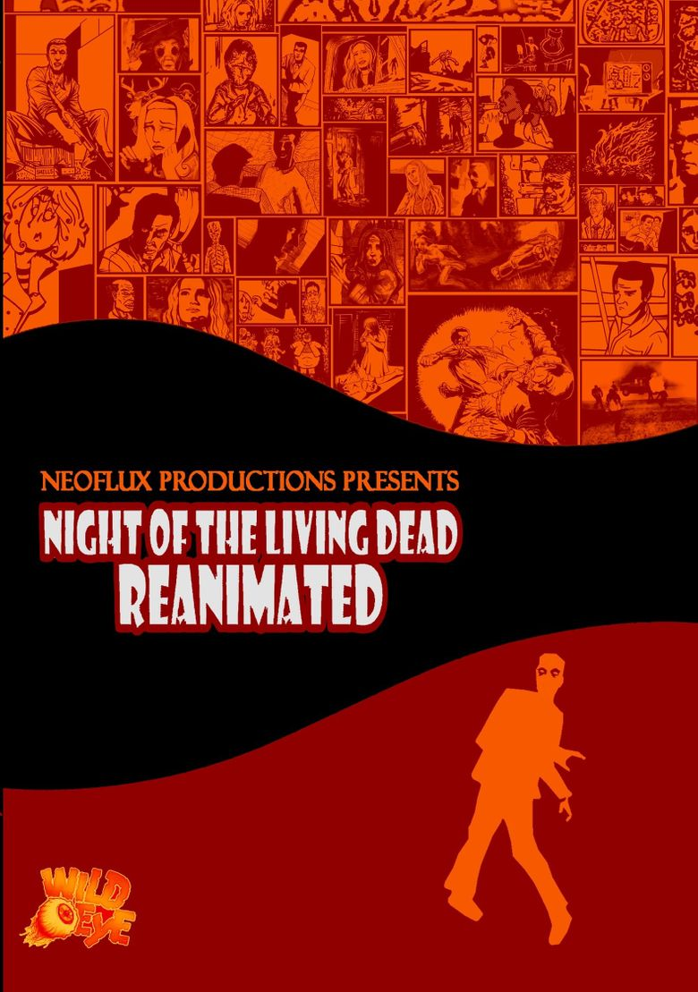 Night of the Living Dead: Reanimated Poster