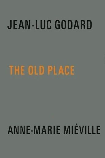 The Old Place Poster
