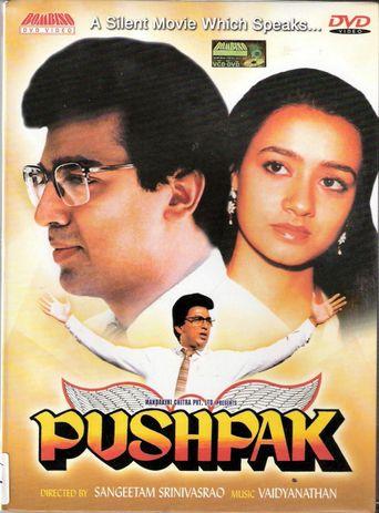 Pushpak Poster