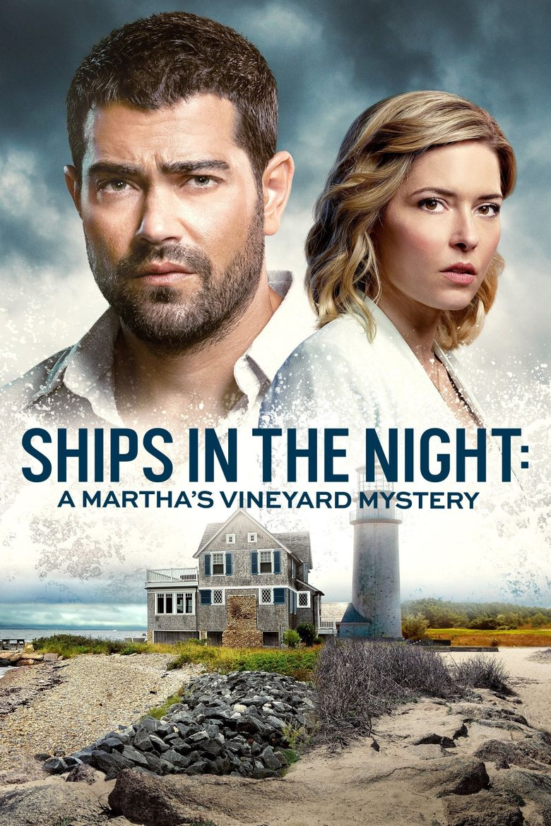 Ships in the Night: A Martha's Vineyard Mystery Poster