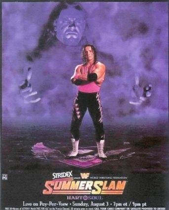 WWE SummerSlam 1997 Poster