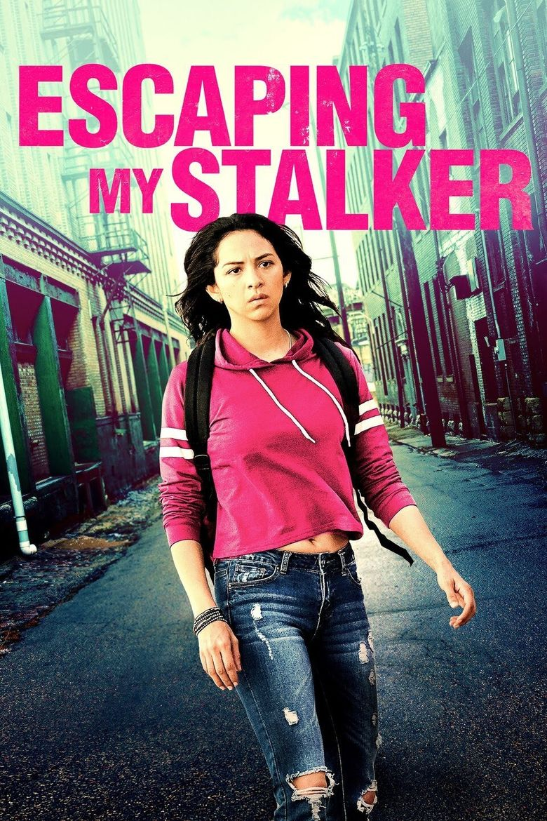 Escaping My Stalker Poster