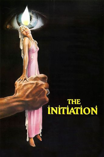 The Initiation Poster