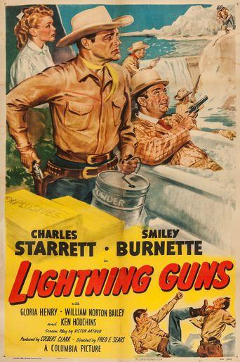 Lightning Guns Poster