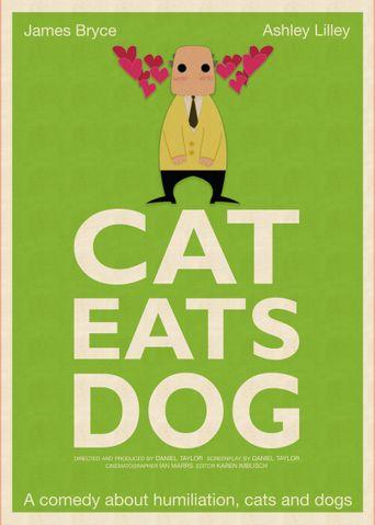 Cat Eats Dog Poster