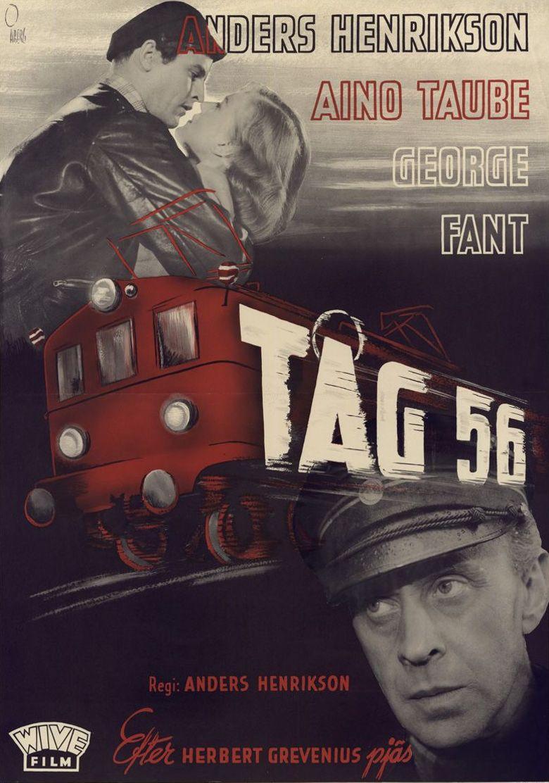 Train 56 Poster