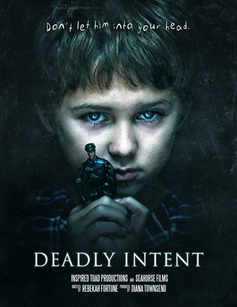 Deadly Intent Poster