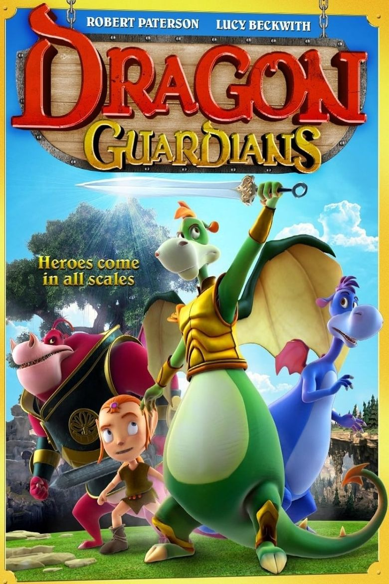 Dragon Guardians Poster