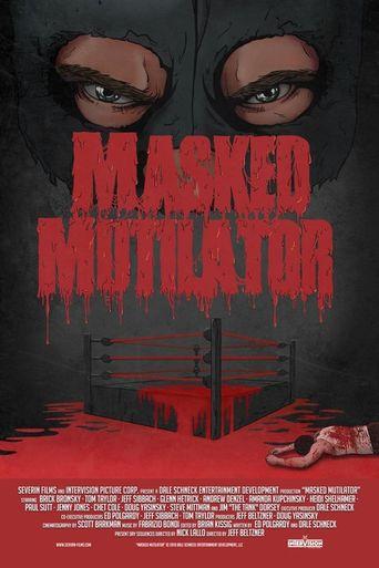 Masked Mutilator Poster