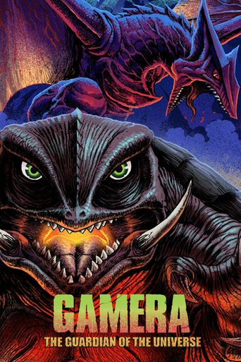 Watch Gamera: Guardian of the Universe