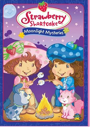 Strawberry Shortcake: Moonlight Mysteries Poster