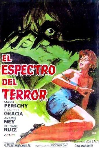 The Specter of Terror Poster