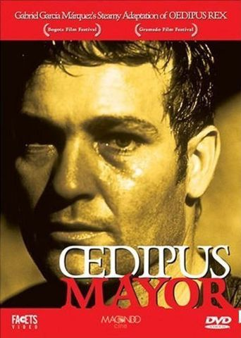 Oedipus Mayor Poster
