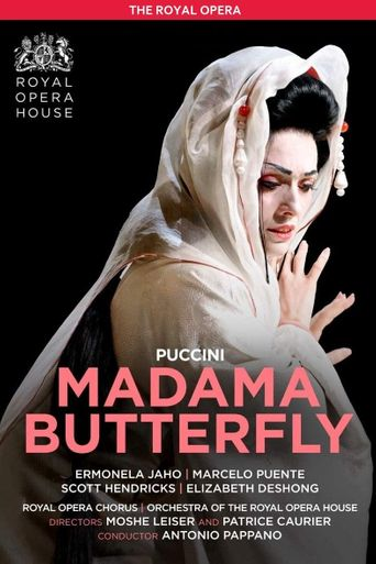 Royal Opera House: Madama Butterfly Poster