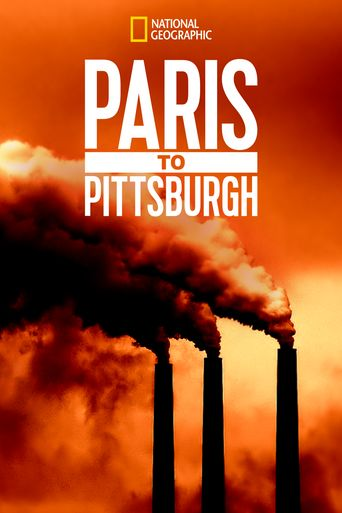 Paris to Pittsburgh Poster