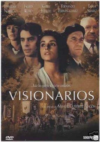 Visionarios Poster