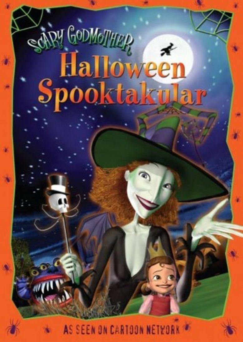 Scary Godmother: Halloween Spooktakular Poster