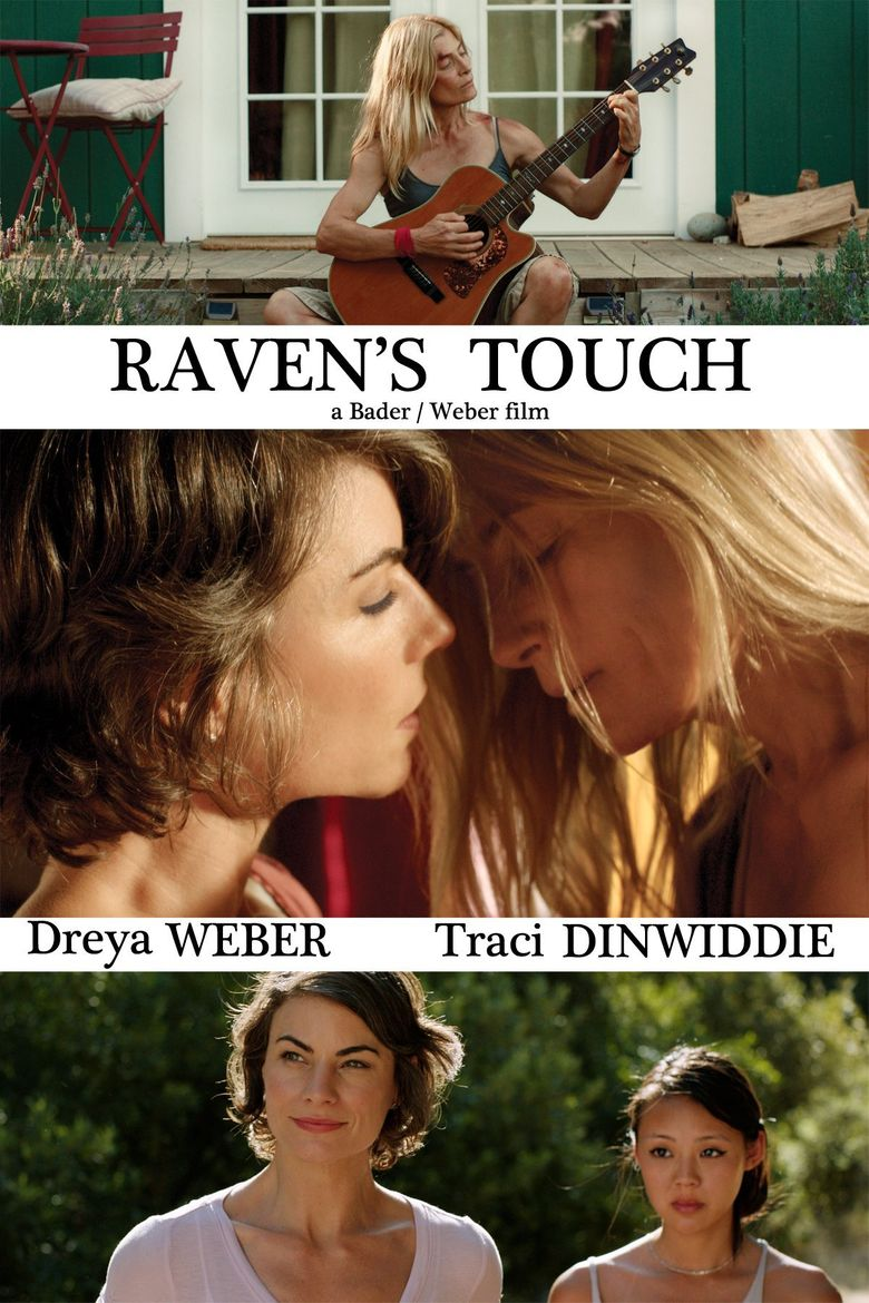 Raven's Touch Poster