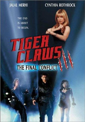 Tiger Claws III: The Final Conflict Poster