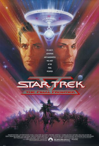 Watch Star Trek V: The Final Frontier