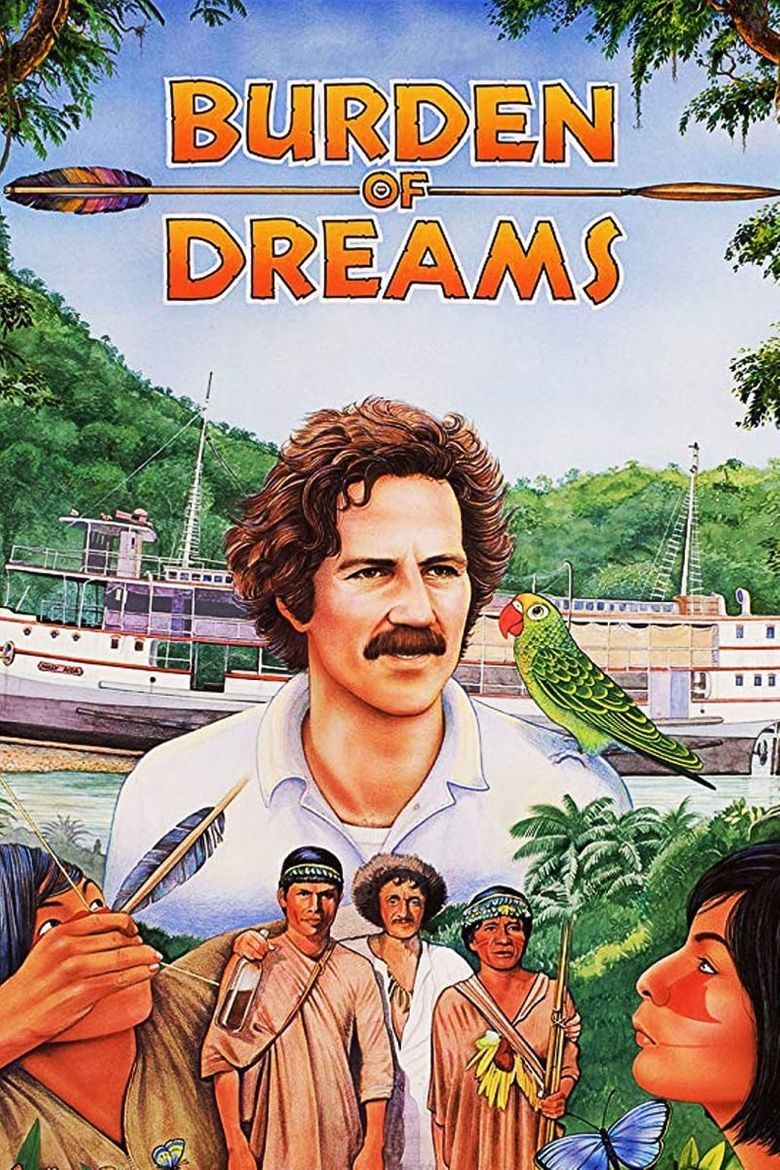 Burden of Dreams Poster