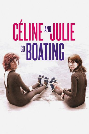Céline and Julie Go Boating Poster