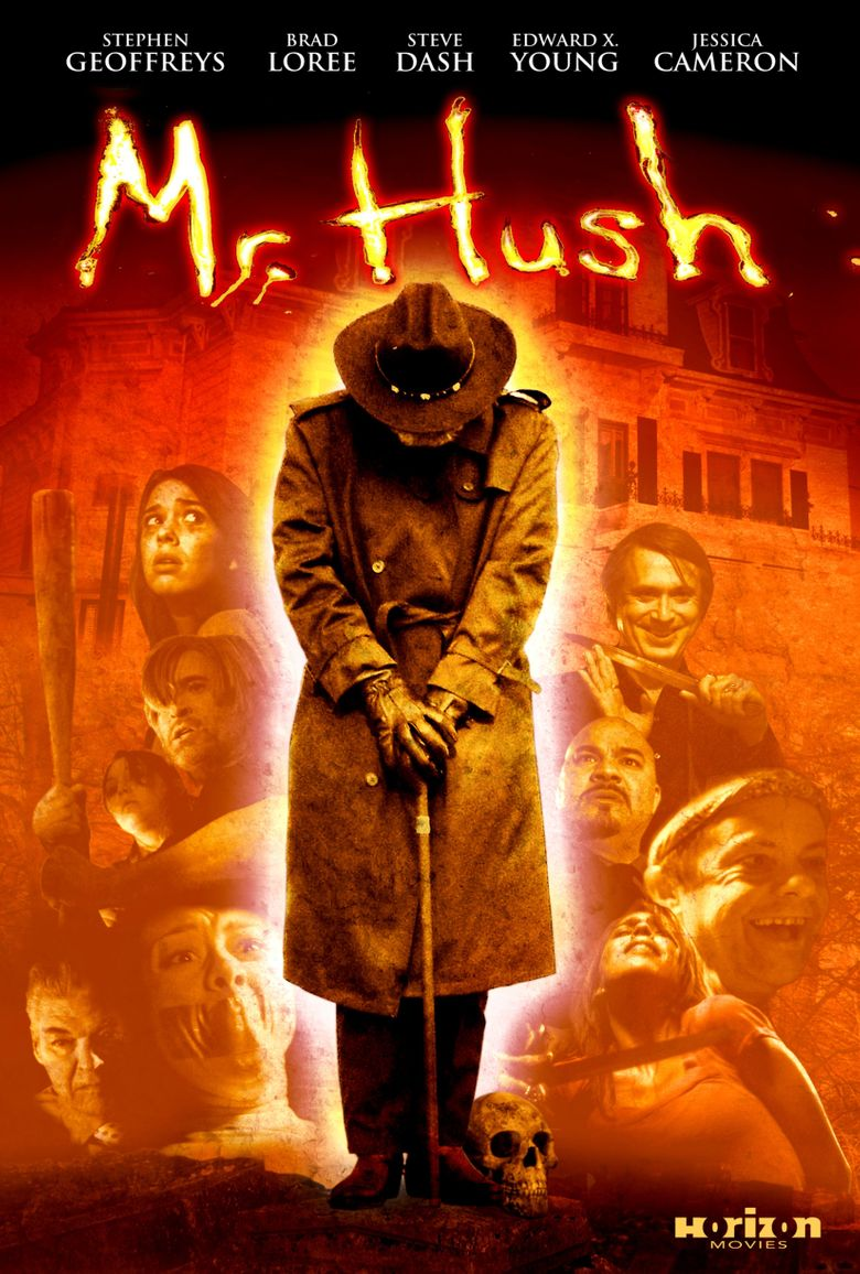 Mr. Hush Poster