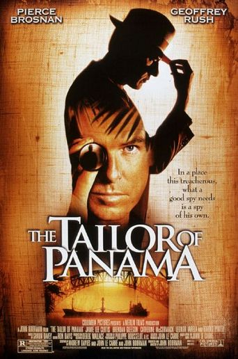 Watch The Tailor of Panama