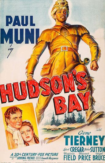 Hudson's Bay Poster