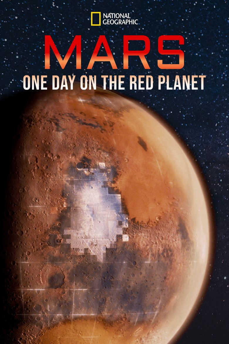 Mars: One Day on the Red Planet Poster