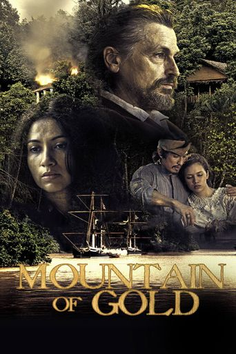 Mountain of Gold Poster