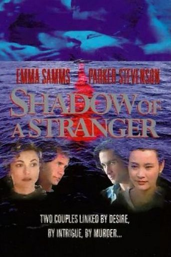 Shadow of a Stranger Poster