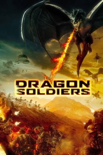Dragon Soldiers Poster