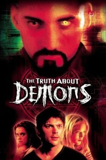 The Truth About Demons Poster