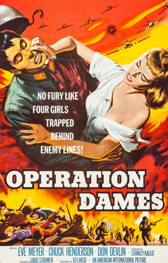 Operation Dames Poster