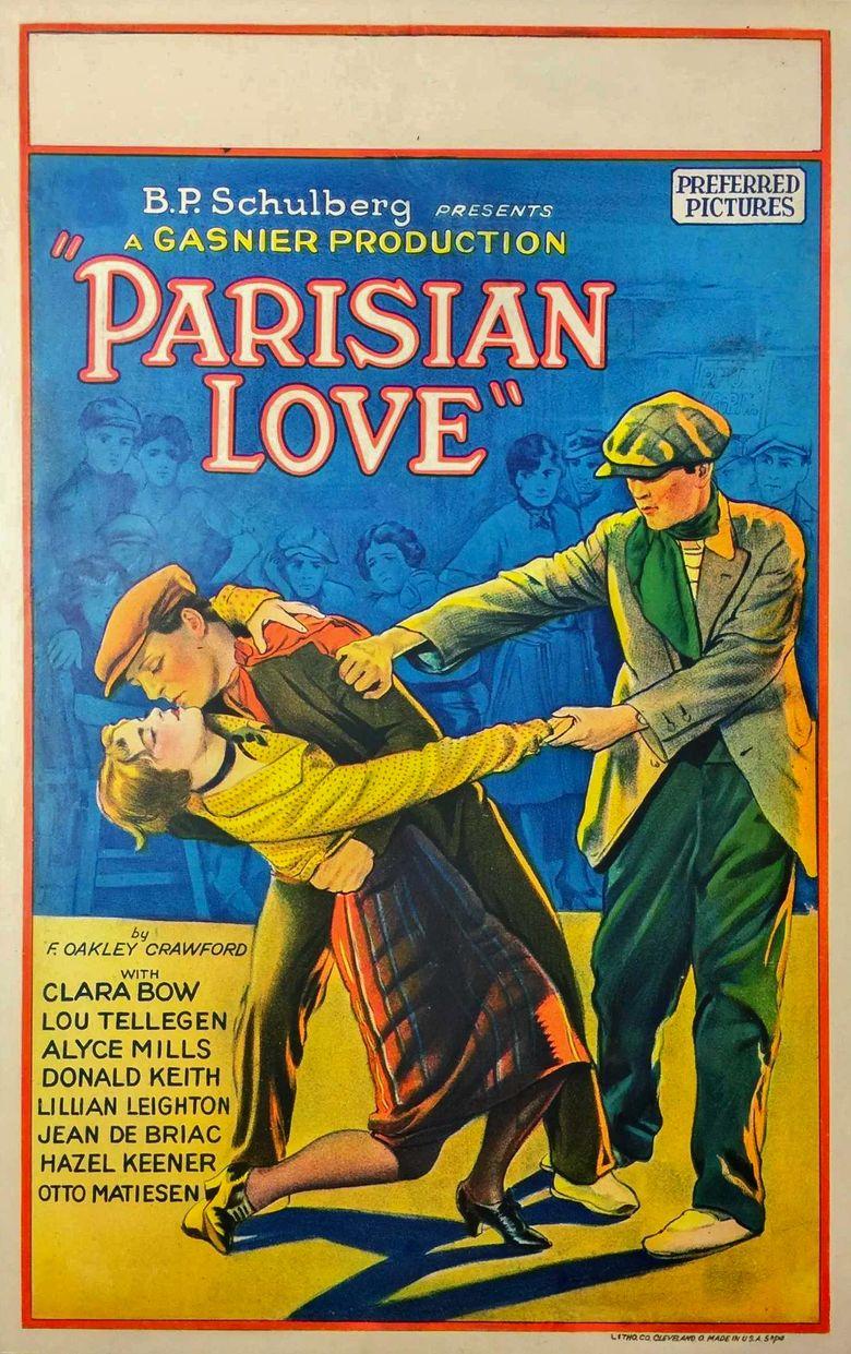Parisian Love Poster